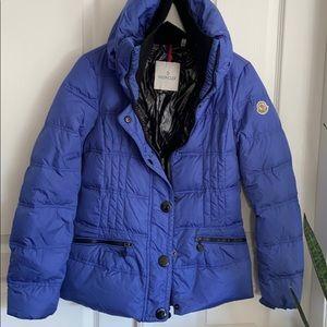 Moncler Down filled ski jacket